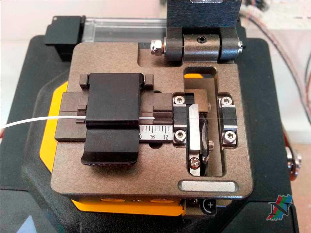 Cortador de fibra optica - Pigtail SC/APC
